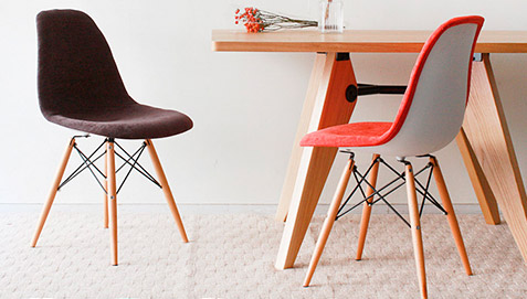Sedia DSW Charles Eames - Style