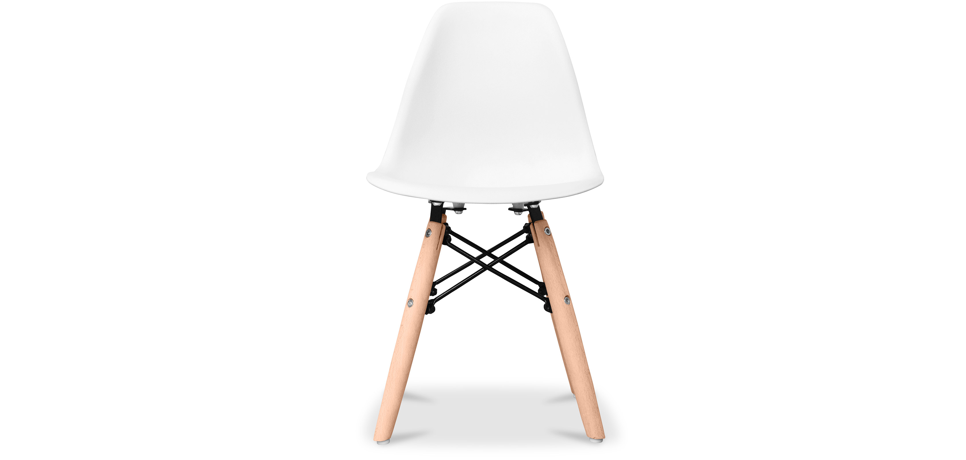 Sedia per Bambini DSW Charles Eames - Style