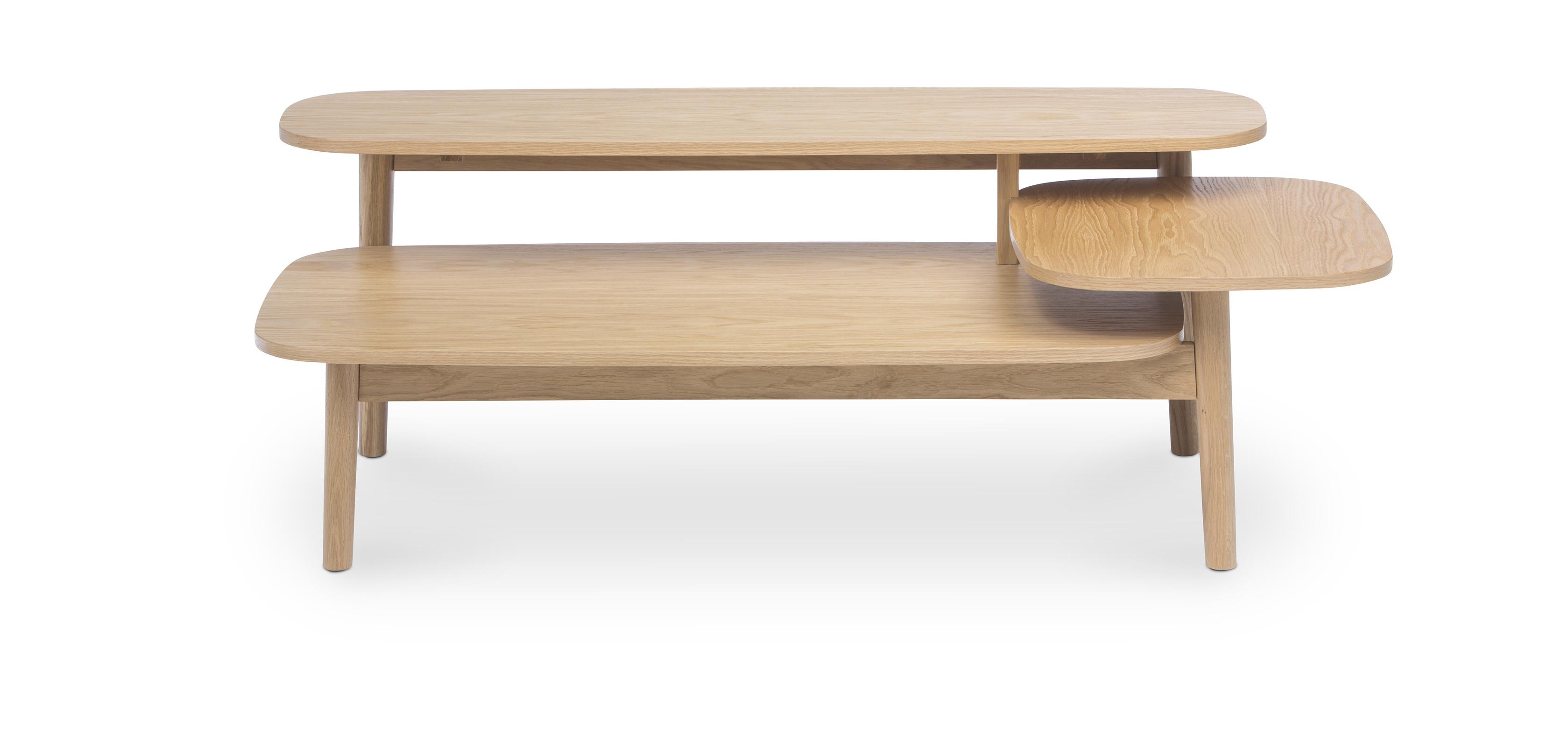 Tavolo console in legno di stile scandinavo - Tavolo scandinavo ...