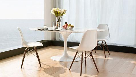 Tavolo Saarinen Marmo : Tavolo tulip eero saarinen marmo