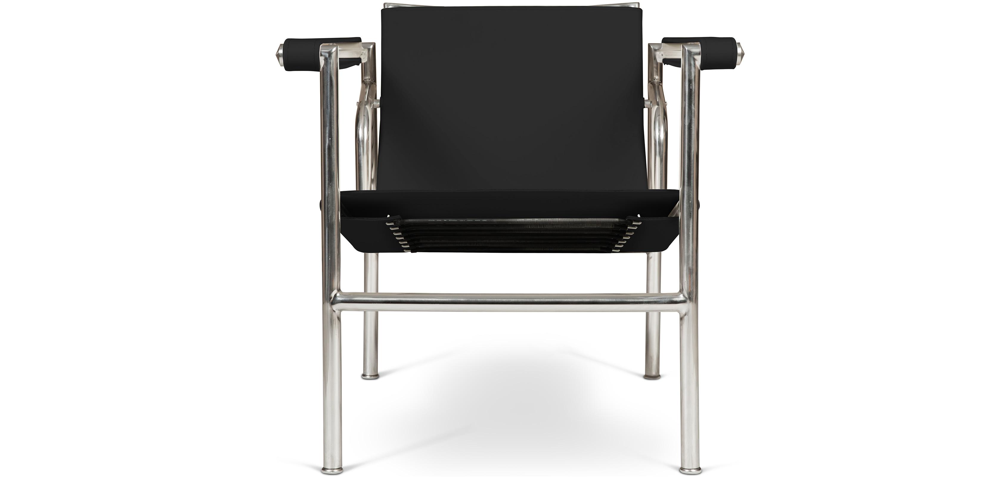 Sedia LC1 Charles Le Corbusier Pelle Premium